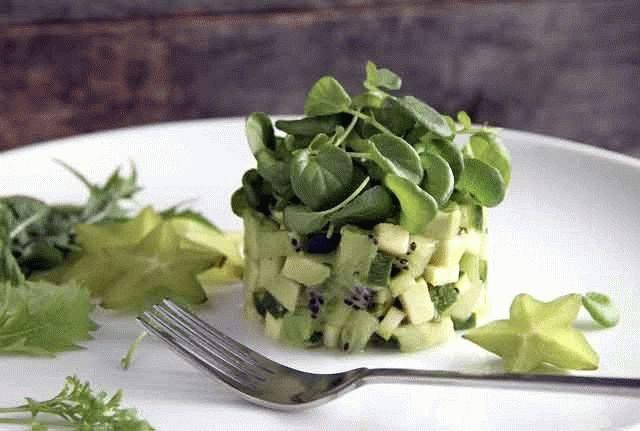 Кресс-салат – полезные свойства, применение, состав, калорийность