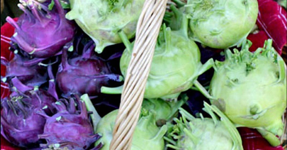 Капуста кольраби — что это такое, чем полезна и как ее едят?